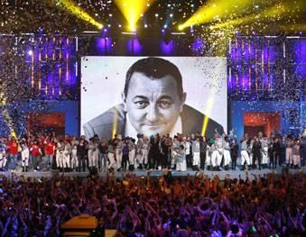 Les Enfoirés envahissent l'Arena de Montpellier