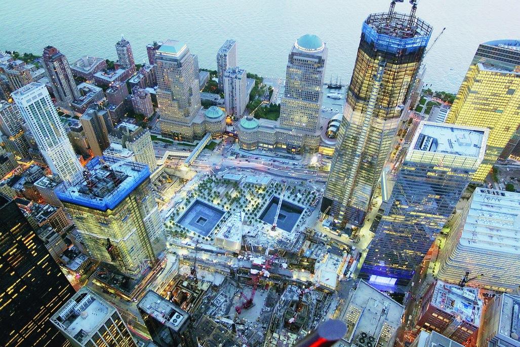 Ground Zero - Mario Tama AFP