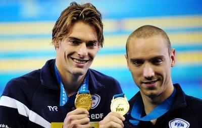Championnats du Monde de Natation : double médaille d'or historique