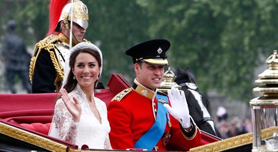 Le couple royal dans le carrosse - Javier Mateo