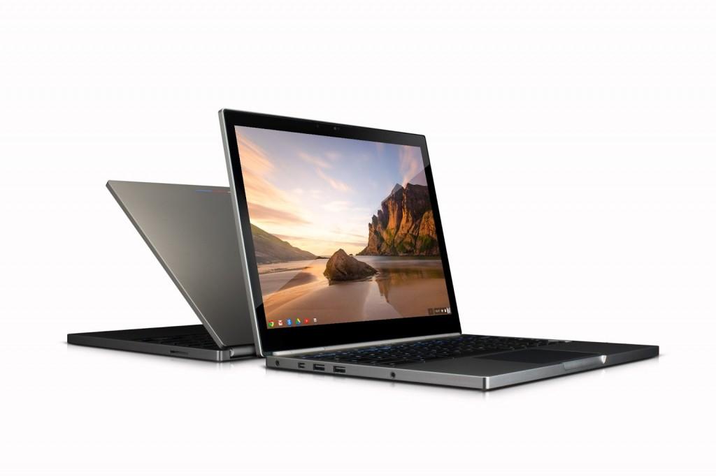 Le ChromeBook pixel, dernier né de Google