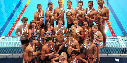La natation française sort la tête de l'eau !