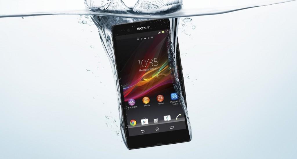 Le Xperia Z de Sony, un smartphone performant et étanche !