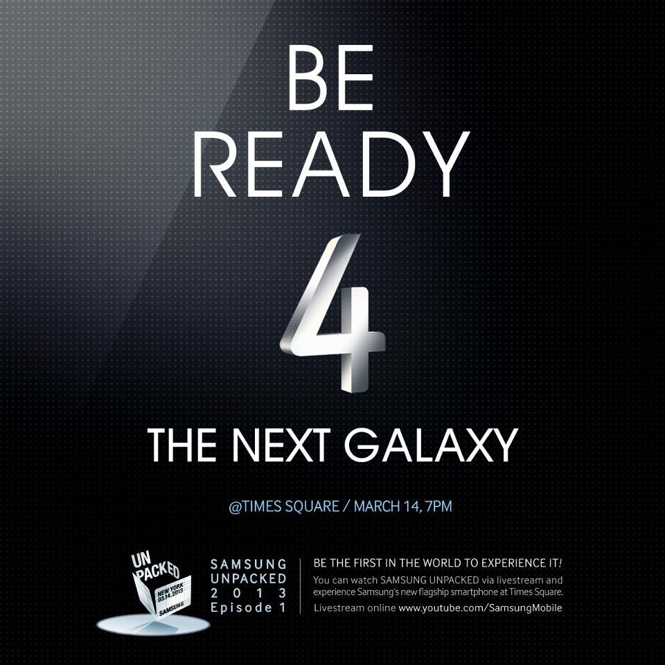 Samsung fait monter la pression avant de dévoiler son nouveau smartphone