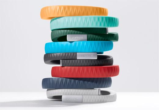 UP, un bracelet qui nous aide à prendre soin de nous