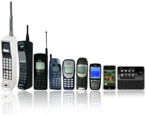 L'évolution du téléphone portable - © Clubic