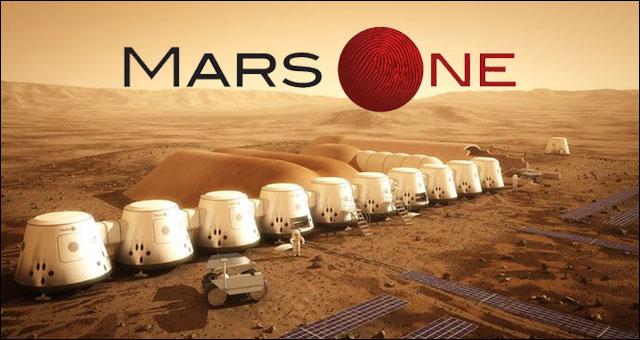 Partir sur Mars pour une télé-réalité... Et ne jamais revenir !