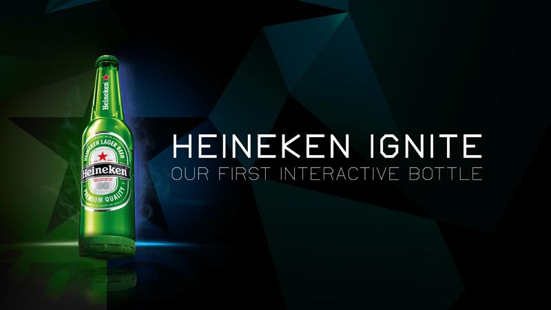 Heineken Ignite : une idée étincelante pour animer une soirée