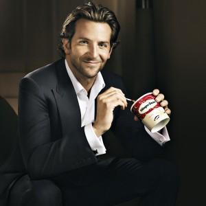 Bradley Cooper pour Häagen Dazs - © Häagen Dazs