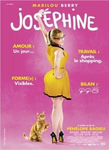 film joséphine adapté de la bande dessinée avec marilou berry qui sort en salle le 19 juin 2013
