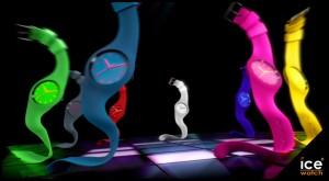 pub pour la nouvelle gamme de montres Ice-Watch ICE sur la musique de Shy'm