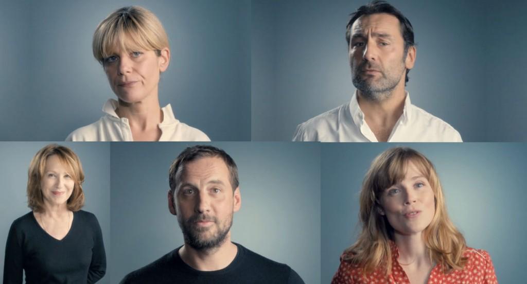 l'agence de la biomédecine à fait appel à DDB Paris pour la conception d'une campagne publicitaire pour sensibiliser le public à parler du don d'organes