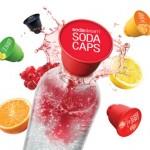 SodaStream, leader de la gazéification à domicile lance des capsules aux saveurs nouvelles pour aromatiser ses boissons pétillantes comme il se doit !