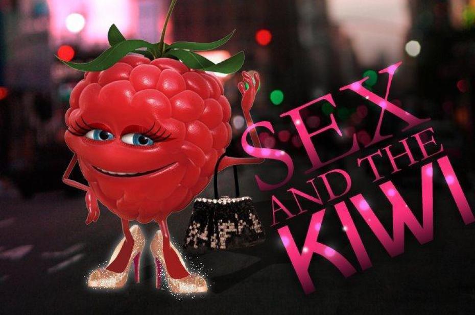 oasis détourne l'affiche du film sex & the city