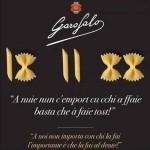 La marque de pâtes rebondit sur le badbuzz de Barilla et diffuse un visuel de tolérance à la fois amusant et percutant
