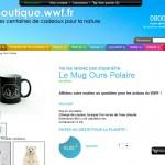WWF et Publicis Conseil innovent en créant des mugs thermo-réactifs qui se tranforment lorsque l'on y verse une boisson chaude