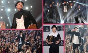 Les VMA 2013 sont une véritable consécration pour l'artiste de 32 ans qui repart avec 4 trophés après nous avoir offert un medley d'anthologie de ses plus gros tubes