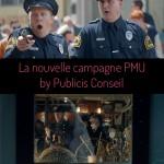 la nouvelle campagne de communication de PMU, signée Publicis Conseil, détournent deux grands événements historiques ! Déluré et décalé !