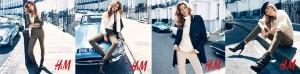 pour la collection automne/hiver 2013-2014,gisèle bundchen lance sa ligne de vêtements h&m