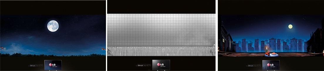 LG réalise une campagne print originale en adaptant des scènes de films cultes aus grands écrans