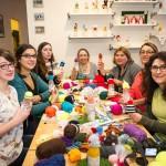 Participez au cafés tricots organisés par Phildar et la SNCF