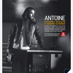 Portrait d'Antoine pour l'opération de Brand Content de Renault