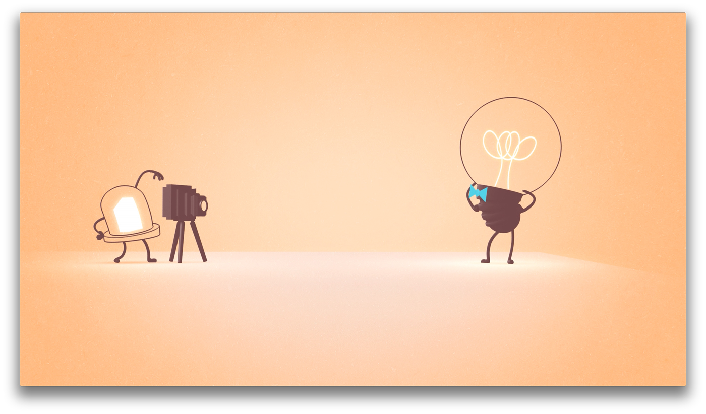 histoires lumineuses où comment une ampoule LED arrive à mettre hors jeu une ampoule traditionnelle