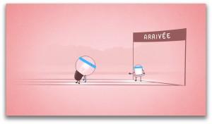 la ratp illustre son changement d'éclairage dans une web serie humoristique
