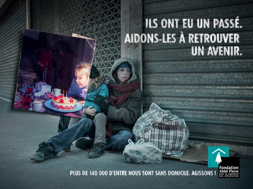 L'anniversaire © Fondation Abbé Pierre
