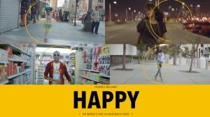 happy le clip de 24h réalisé par we rae from la pour pharell williams