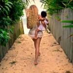 avec Blue Ivy pour le clip de sa chanson en hommage à sa fille Blue