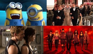 un mashup qui regroupe les plus grands succès cinémaographique de l'année 2013
