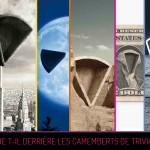 la campagne print de Trivial Pursuit met en scène ses camemberts
