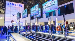 les grandes entreprises comme Samsung profite de ce salon pour annoncer leurs nouveautés pour l'année