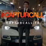 #capturcall une expérience unique à vivre avec Renault Captur et Marcel