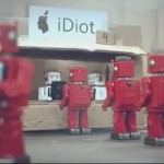 le studio big lazy robot parodie apple