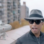 pharrell william et les enceinte Beats Pills