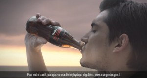 avec coca cola zéro, le goût du coca cola est démultiplier avec zéro calories
