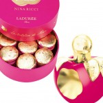 une collaboration fashion et gourmande pour le parfumeur et le pâtissier