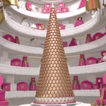 un macaron qui sent bon et un parfum gourmand, voilà le résultat de la collaboration entre Nina Ricci et Ladurée