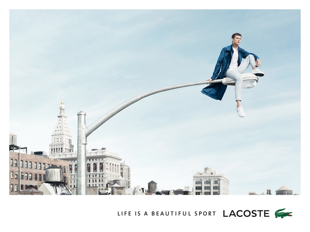 life is a beautiful sport en version print
