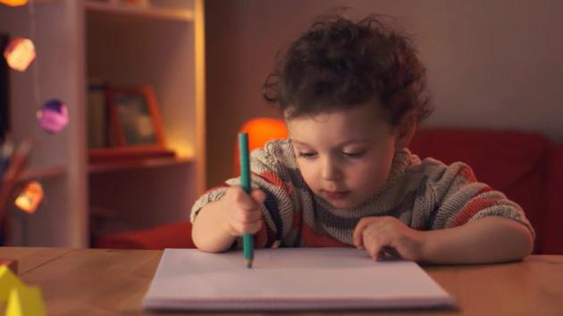 Lucas 2 ans veut développer son palet et son goût et pour ça il a besoin des bons petits plats de Good Goût
