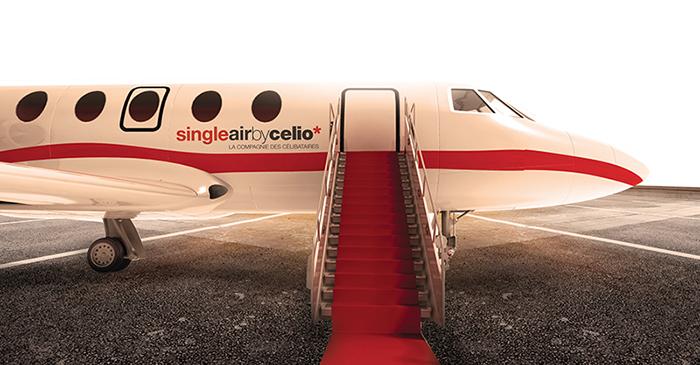 celio organise une incroyable st valentin en jet privé pour 4 amis célibataires