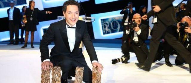 guillaume gallienne, grand gagnant des César, rafle 5 césars pour sont film Guillaume et les Garçons à table