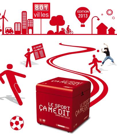 le sport ça me dit avec Coca cola