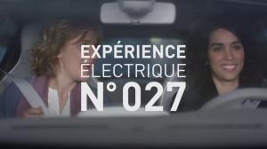 Renault met en scène des expériences électriques pour illustrer les qualités de son modèle Zoé