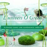 special T nous plonge dans l'univers de O Green sa nouvelle saveur pomme verte concombre