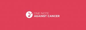 one note against cancer pour combattre le cancer avec kylie minogue et publicis