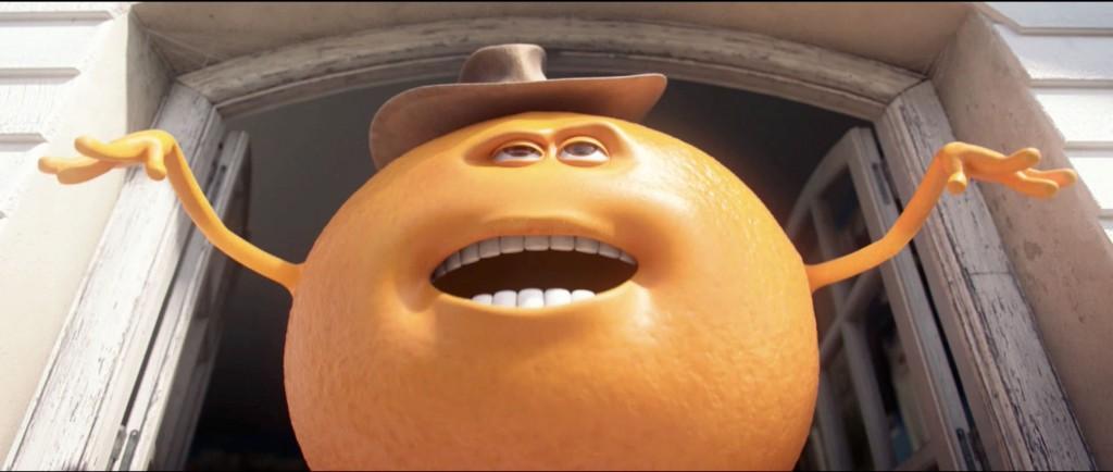 Orange Presslé vers l'infruini et au délà