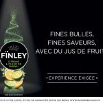 Fïnley arrive en France pour satisfaire les palais exigeants